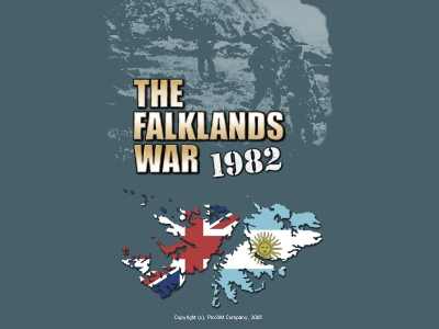The Falklands War 1982 Home Page